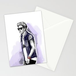 Cool niall Stationery Cards