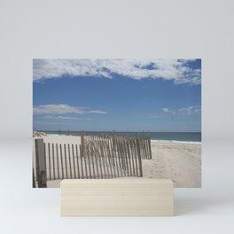 Long Island Beach Mini Art Print