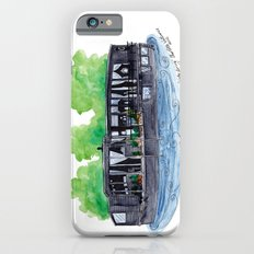 Water Living in Amsterdam by Charlotte Vallance Slim Case iPhone 6s