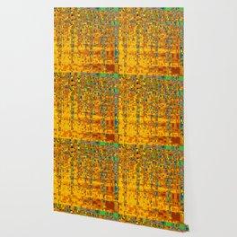 Abstract Klimt Wallpaper