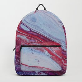 Glitter Abstract Backpack