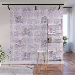 Analog Projection Wall Mural