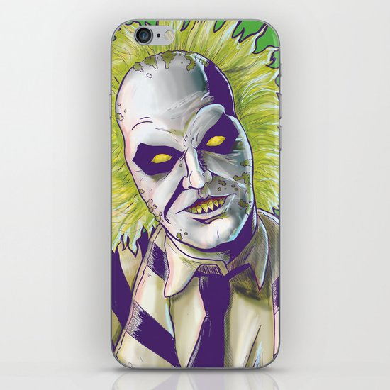 Showtime! iPhone & iPod Skin