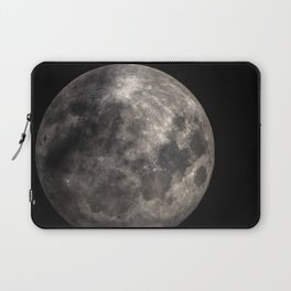 Full Harvest moon Laptop Sleeve
