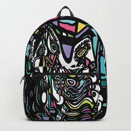 Mint Picasso Backpack