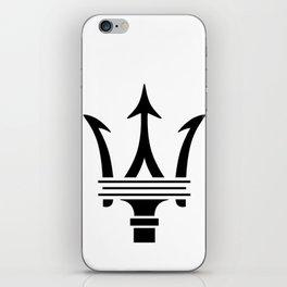 Maserati iPhone Skin