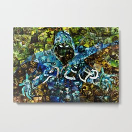 Jace, Mind Mage Metal Print