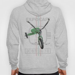 Green Tricycle Hoody