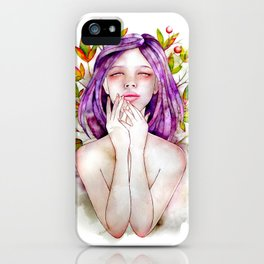 Lie to Me iPhone Case