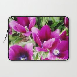 Tulips of Abbotsford Laptop Sleeve