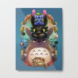My Favorite Things Metal Print