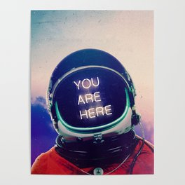 Where You Are Poster