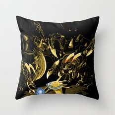 Zergs are FASTEST Throw Pillow