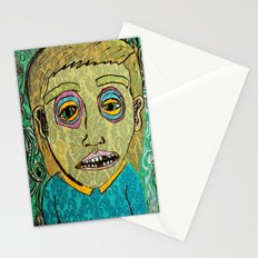 cigarettes and food  Stationery Cards