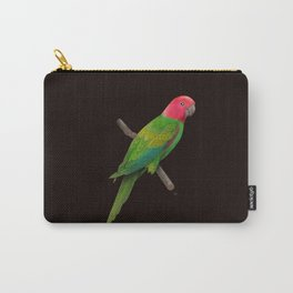Colorful Parrot Carry-All Pouch