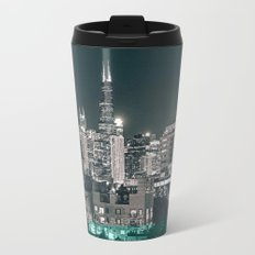 Chicago | Project L0̷SS   Travel Mug