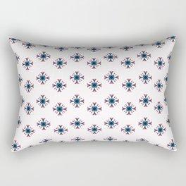 Lotus Moon Rectangular Pillow