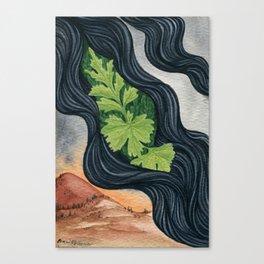Pollinate Canvas Print