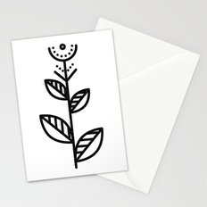MINIMAL FLOWER Stationery Cards