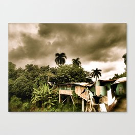 Washed out Dream Canvas Print