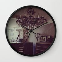 antique Wall Clocks featuring Antique by Jane Lacey Smith