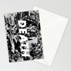 M33 - DEATH Stationery Cards