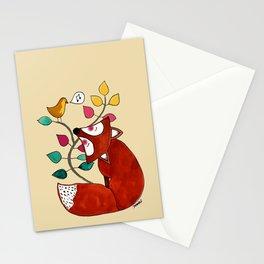 Singing along Stationery Cards