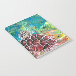 Sea Turtle Dream Notebook
