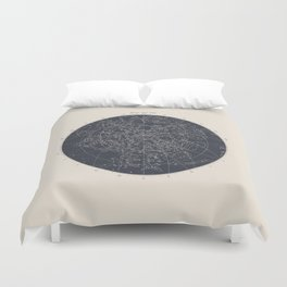 Map n XIV Duvet Cover