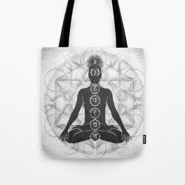 The Geometry of Life Tote Bag