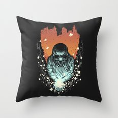 Light of Life Throw Pillow