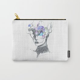 Third Eye Energy Carry-All Pouch