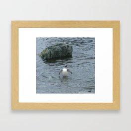 All Clean Framed Art Print