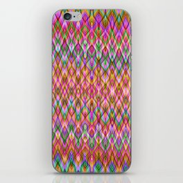 Missoni Style iPhone Skin
