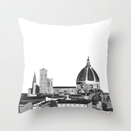 Firenze Throw Pillow