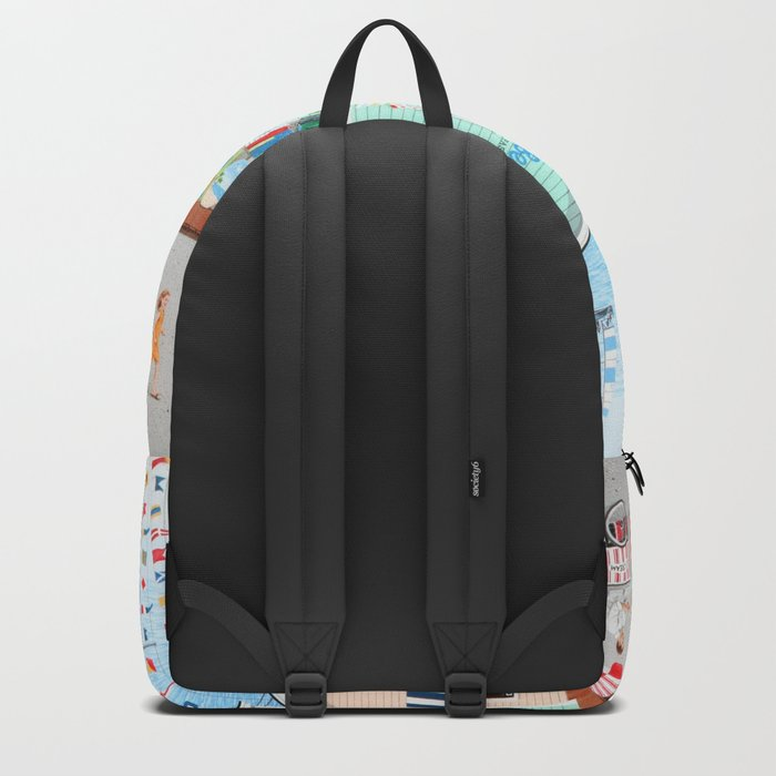 The Singing Bakers Backpack