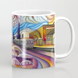 Chicago Montage 4 Coffee Mug