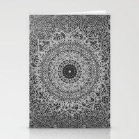 islam Stationery Cards featuring Ash Mandala by Mantra Mandala