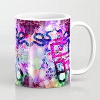 prince Mugs featuring PRINCE by Riot Clothing