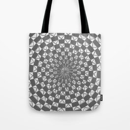 arte óptico 3 Tote Bag