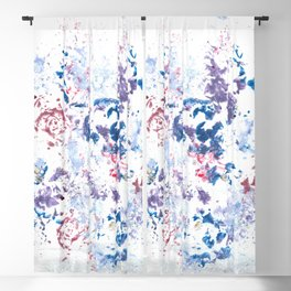 Botanical Impressions: BOUQUET 1 Blackout Curtain