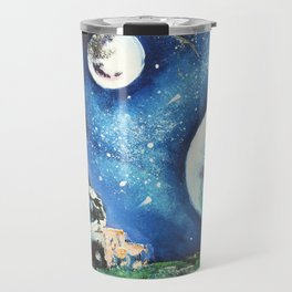 place for dreaming Travel Mug