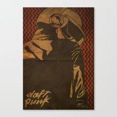 Daft Punk Thomas Bangalter II Canvas Print