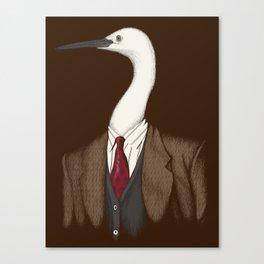 Crane Clothier Co. (no text) Canvas Print