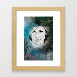 Remix II Framed Art Print