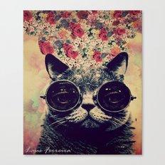 The lovecat! Canvas Print