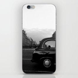 LONDON  BLACK CAB iPhone Skin