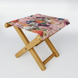 Summer Botanical Garden VIII - II Folding Stool