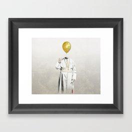 The Pope - #4 Framed Art Print