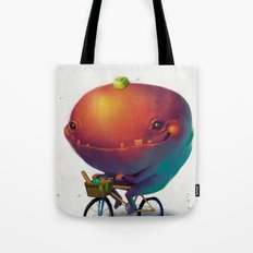 Bike Monster 2 Tote Bag
